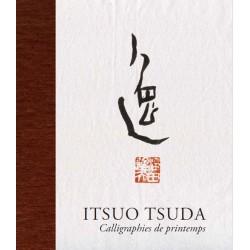 Itsuo Tsuda livre calligraphie