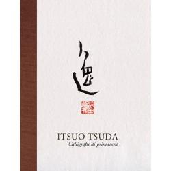 Itsuo Tsuda libro calligrafie